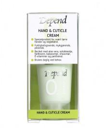 Hand & Cuticle Cream (Trin 3)