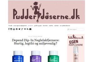 Pudderdåserne.dk - Depend Dip-In