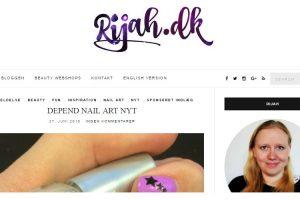 Rijah - Depend Nail Art