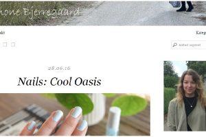 Simone Bjerregaard - Nails Cool Oasis