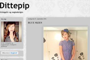Blue Skies - Dittepip