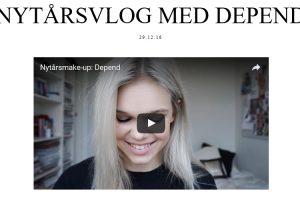 Carlé Carlé: Nytårsvlog med Depend