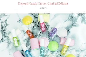 Depend Candy Craves Limited Edition - Skabsdiva